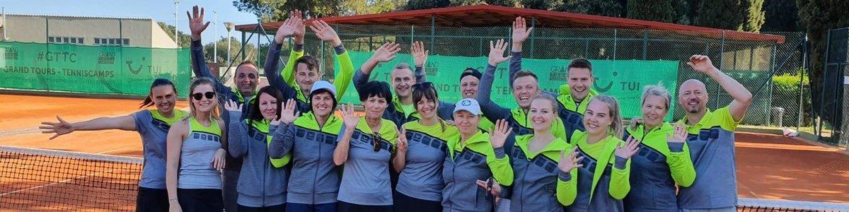 Start in die Tennis-Saison