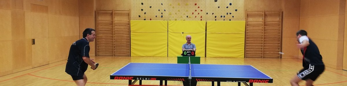 Tischtennis Vereinsmeisterschaften