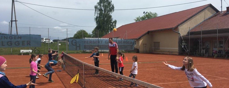 Tennis Schnuppertraining