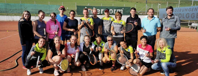 Tennis Klopferturnier